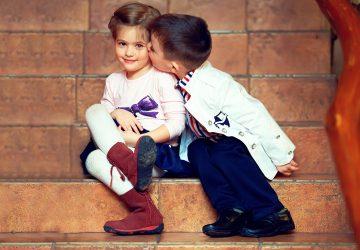 Первый поцелуй: ответы на вопросы