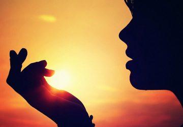 Целебная сила поцелуя