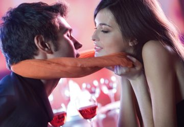 Поцелуй — тест на совместимость