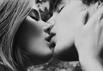 Когда начинается поцелуй…