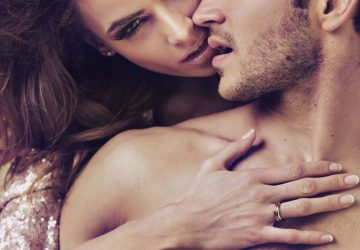 Как возбудить мужчину поцелуем эрогенных зон