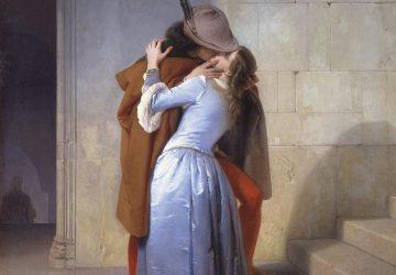 «Поцелуй», «Последний поцелуй Ромео и Джульетты»