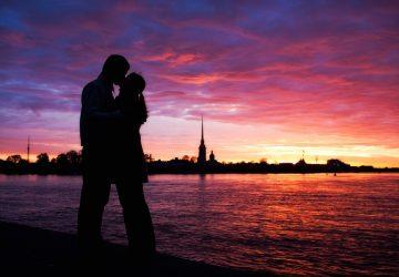 Весенний поцелуй