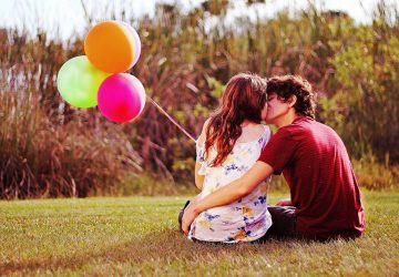 Советы и цифры о поцелуях