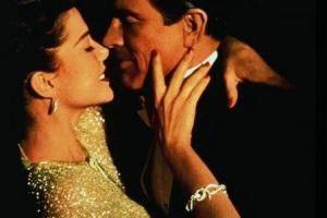 Поцелуй из фильма «Багси»