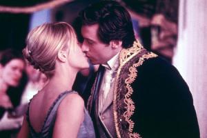 Поцелуй из фильма «Кейт и Леопольд»