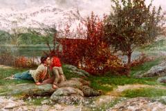 Гарино «Первый поцелуй»