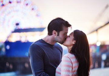 50 видов поцелуев