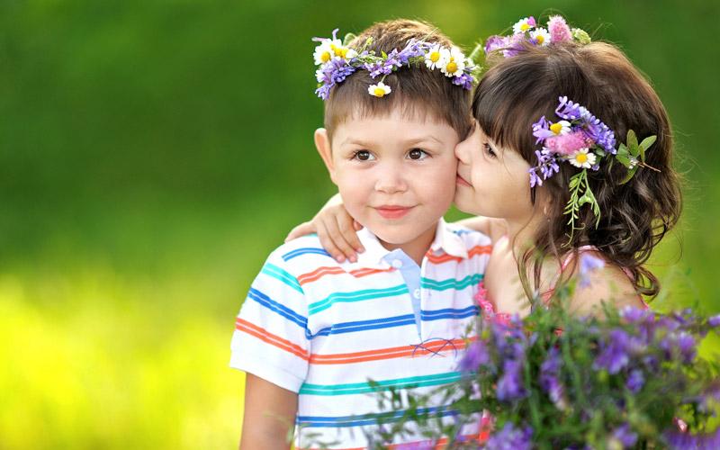 Разновидности наших поцелуев