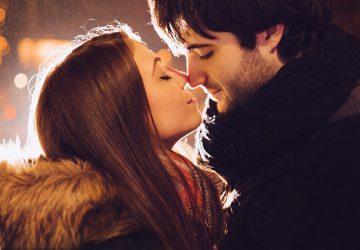 Как Вы целуетесь? Виды поцелуев