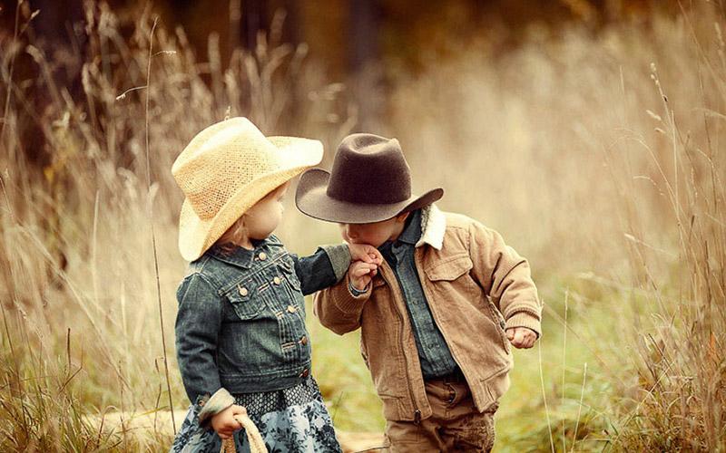 Поцелуй руки